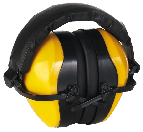 Casque antibruit pliable