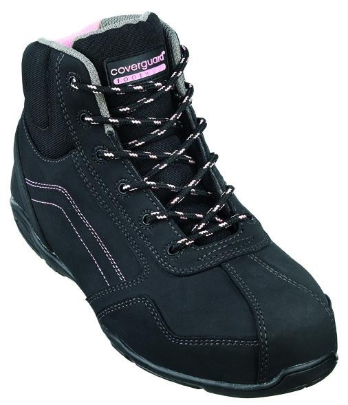 Chaussures de sécurité hautes femme