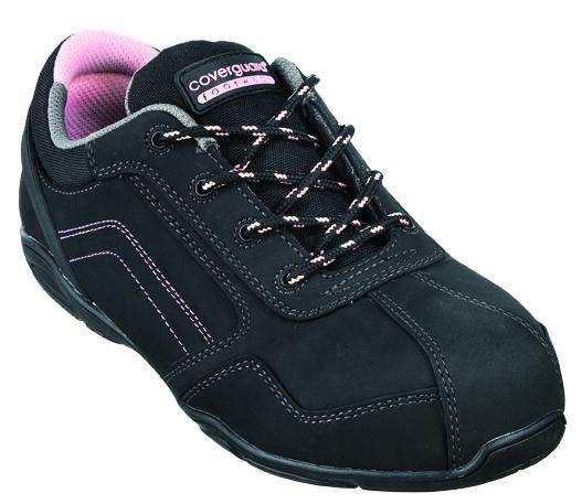 Chaussures de sécurité basses femme